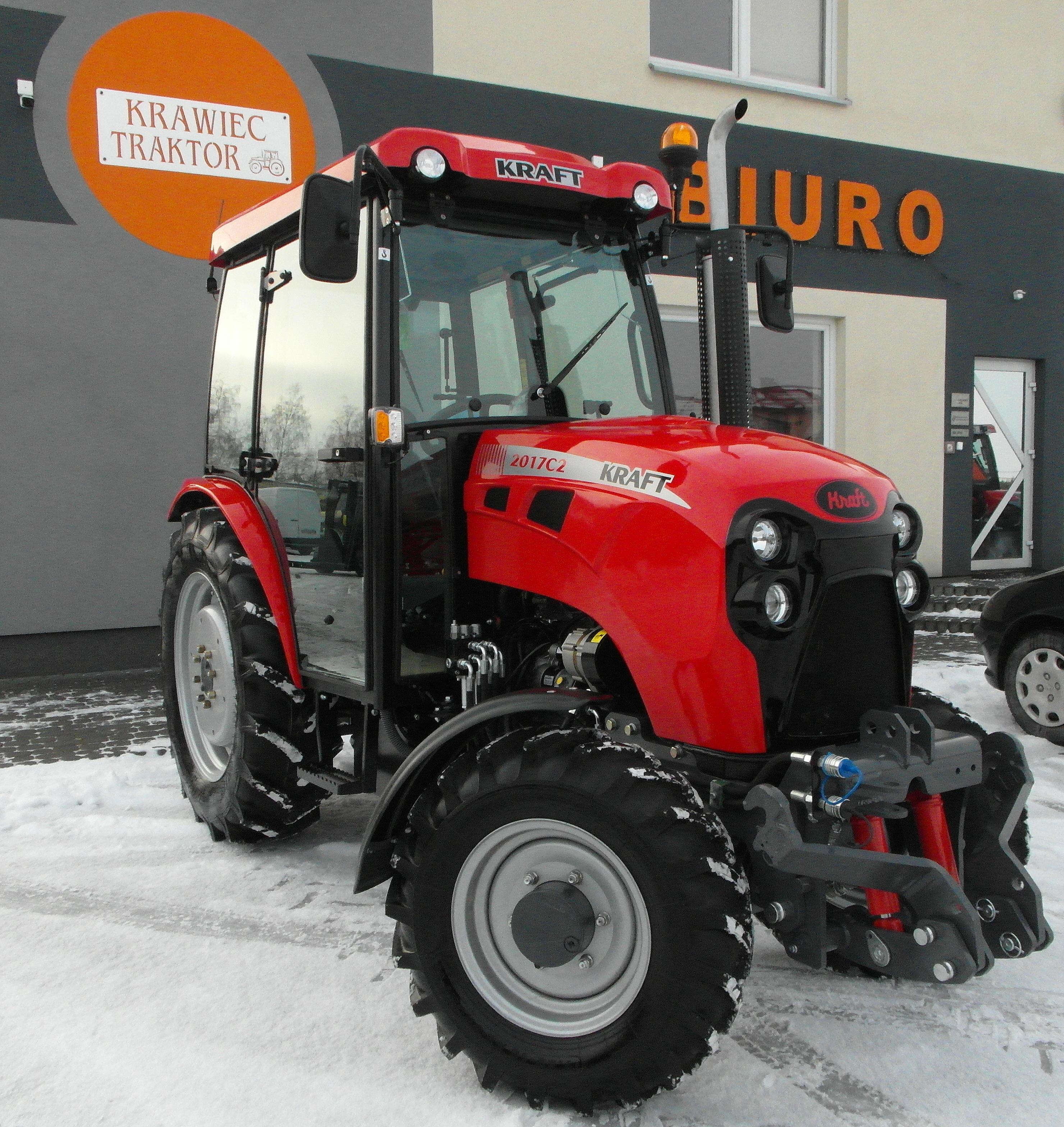 Krawiec Traktor
